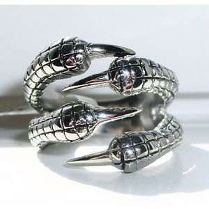 Other - NEW Stainless Steel Men's Gothic Claw Ring